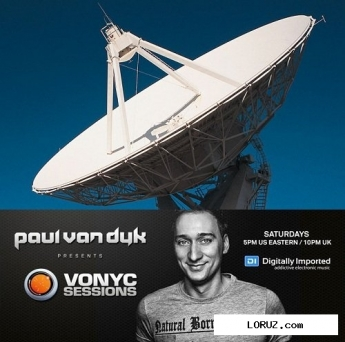 Paul van Dyk - Vonyc Sessions 427 (guest Simon Patterson) (01-11-2014)